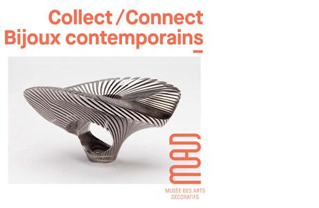 Collect / Connect - Bijoux contemporains